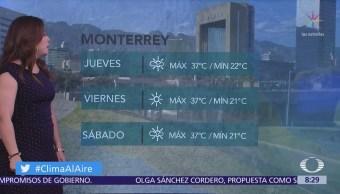 Clima Al Aire: Se mantiene potencial de lluvias en México