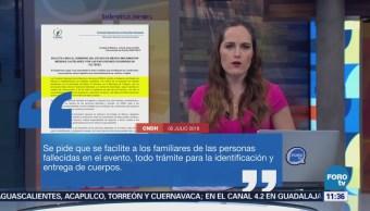 CNDH solicita al Edomex medidas cautelares
