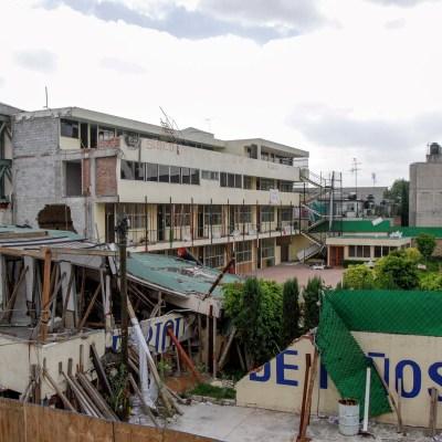 Dictan prisión preventiva a DRO del Colegio Rébsamen