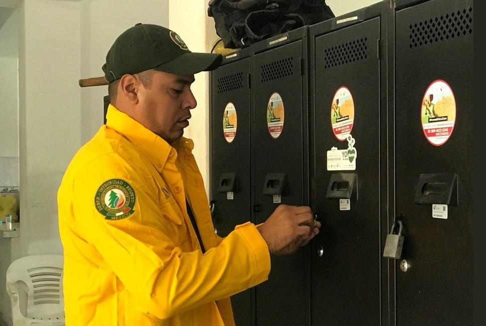 Brigadistas Conafor viajarán a Canadá combatir incendios