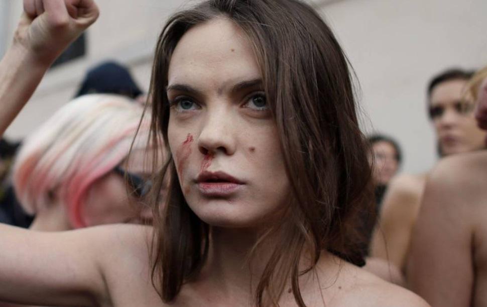 Se suicida en París Oksana Chatchko, cofundadora de Femen