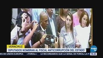 Congreso De Veracruz Aprueba Fiscal Anticorrupción
