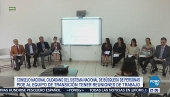 Consejo Ciudadano Búsqueda Personas pide trabajar conjunto
