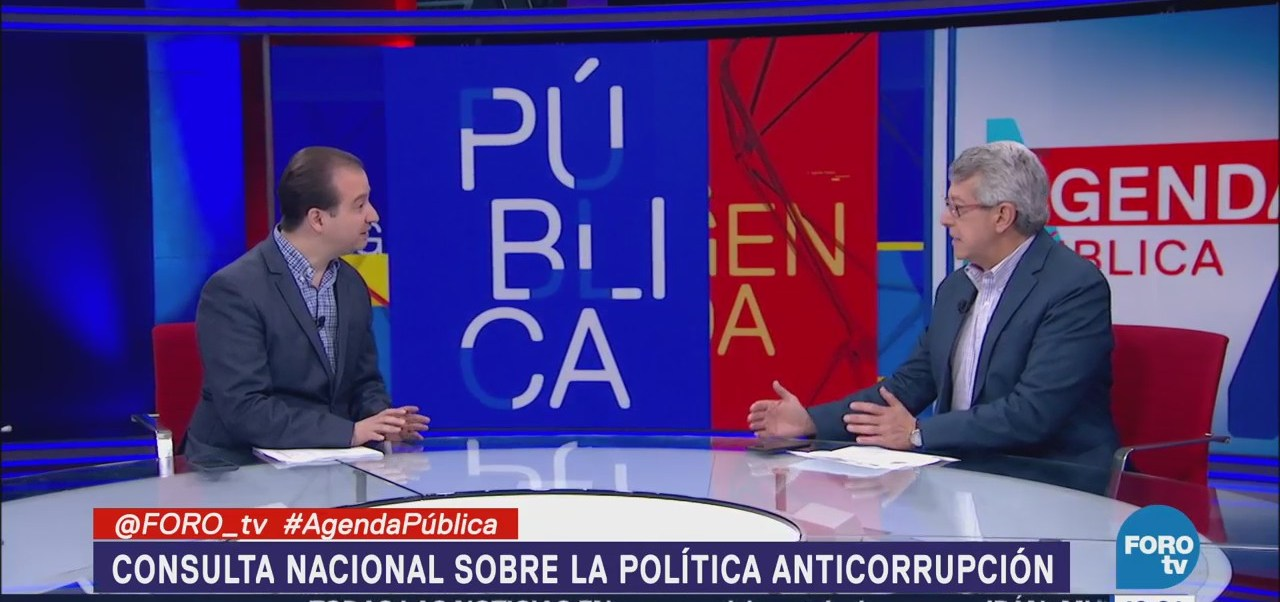 Consulta Nacional Política Anticorrupción Mauricio Merino
