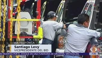 Crecimiento económico de México, análisis en