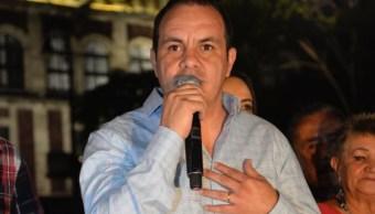 SCJN invalida acuerdo para destituir a 'El Cuau' como alcalde de Cuernavaca