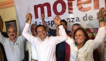 Concluye PREP en Veracruz; triunfa Cuitláhuac García