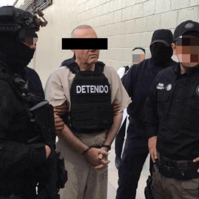 Extraditan a Dámaso López 'El Licenciado' a EU como potencial testigo contra 'El Chapo'