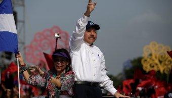 Daniel Ortega califica golpistas obispos Nicaragua