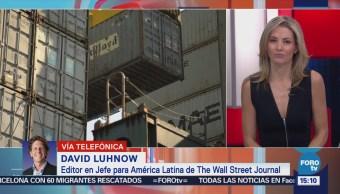 David Luhnow Posible Relación Amlo Trump