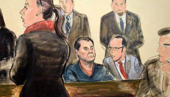 Defensa del 'Chapo' acusa a Fiscalía de EU