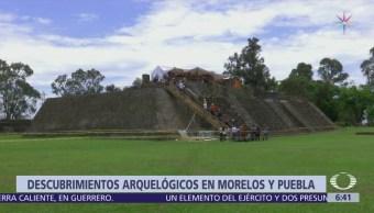Descubren templo dedicado a Tláloc en Morelos