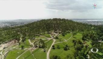 Descubren zona arqueológica en Amalucan Puebla
