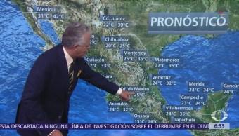 Despierta con Tiempo: Prevén lluvias aisladas en la CDMX