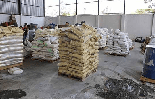 PGR destruye más de 28 toneladas de precursores químicos (PGR Jalisco)