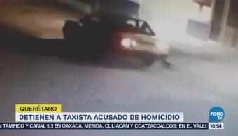 Detienen Taxista Intento Homicidio Persona Discapacidad