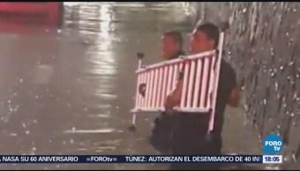 Granizada Deja 40 Heridos Ixtlahuacan Membrillos Jalisco