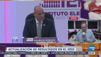 Diego Sinhué Rodríguez Vallejo gana en