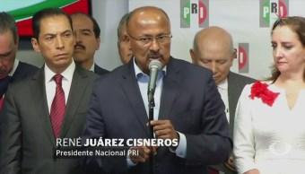 Dirigencia nacional del PRI se reúne tras
