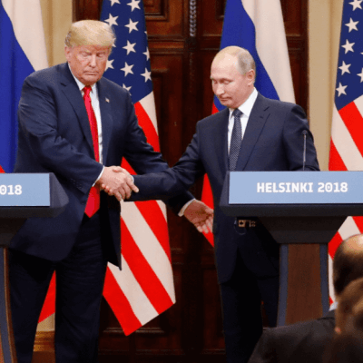 Casa Blanca revela que Trump quiere invitar a Putin a Washington