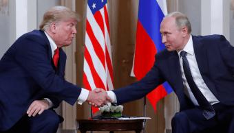 Trump augura una relación extraordinaria con Putin