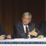 de López Obrador para la Cancillería