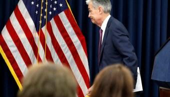 Economía sólida en EU, hay posibles señales de recesión: Fed