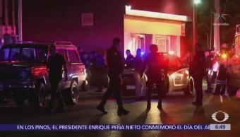 Ejecuciones en bares de Monterrey por