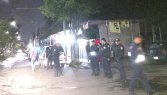 Ejecutan a dos hombres en Iztapalapa, CDMX