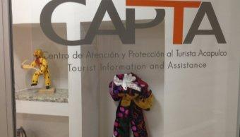 El CAPTA brinda protección al turismo en Acapulco las 24 horas