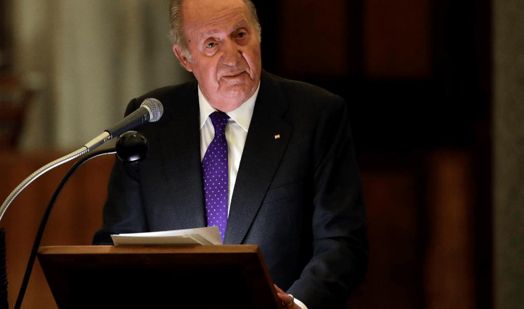 Revelan cuentas bancarias del rey emérito Juan Carlos