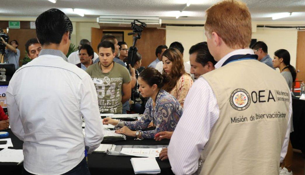 Puebla prevé terminar este viernes con el cómputo distrital
