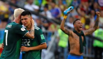 Empate ante Suecia habría evitado partido Brasil vs México