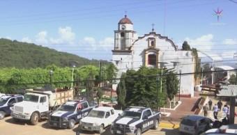 Enfrentamiento ejidal deja 13 muertos en Oaxaca