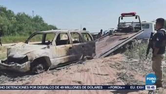Enfrentamiento Entre Civiles Armados Reynosa Tamaulipas