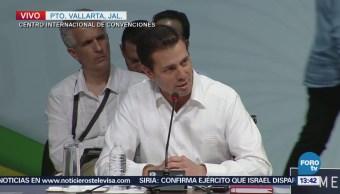 Epn Agradece Países Alianza Pacífico Apoyo Tras Sismos