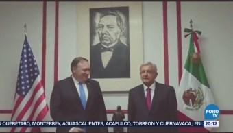 EPN AMLO Trabajan Relación México Estados Unidos Videgaray