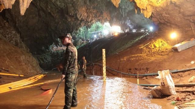 Tailandia convertirá en museo cueva donde rescataron a niños