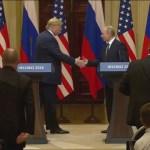 Estallan reacciones contra Trump por reunirse con Putin