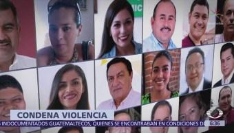 Etellekt contabilizó 145 asesinatos de políticos en México
