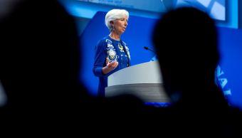 EU, el más vulnerable en guerra comercial: Lagarde de FMI