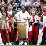Will Smith y Ronaldinho animan ceremonia de clausura Mundial