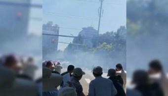 reportan explosion en embajada de eu en pekin