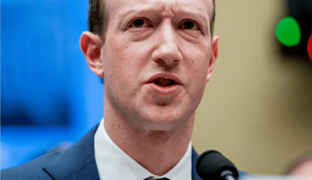 Facebook arrastra resultados del Nasdaq en Wall Street