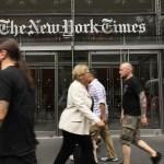 Editor NYT: Ataques de Trump contra la prensa son peligrosos