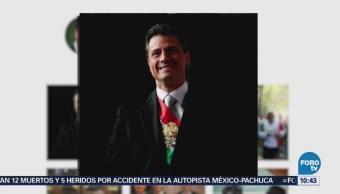 Felicitan a Enrique Peña Nieto por su cumpleaños 52