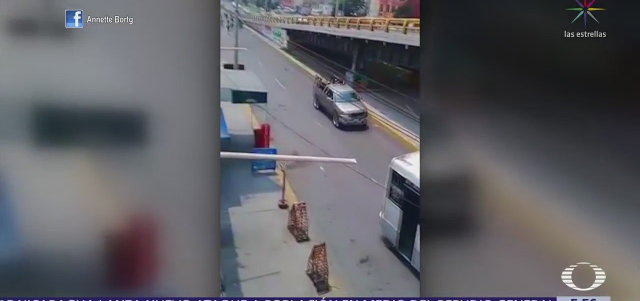 Filmación de asalto sorprende a habitantes de Ciudad Nezahualcóyotl, Edomex