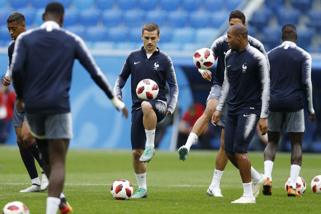 Final Francia-Croacia enfrentará experiencia contra técnica