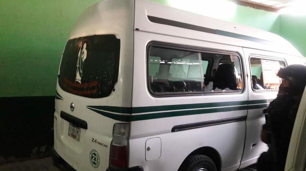 Ataque a base de transporte público deja 2 muertos en Guerrero