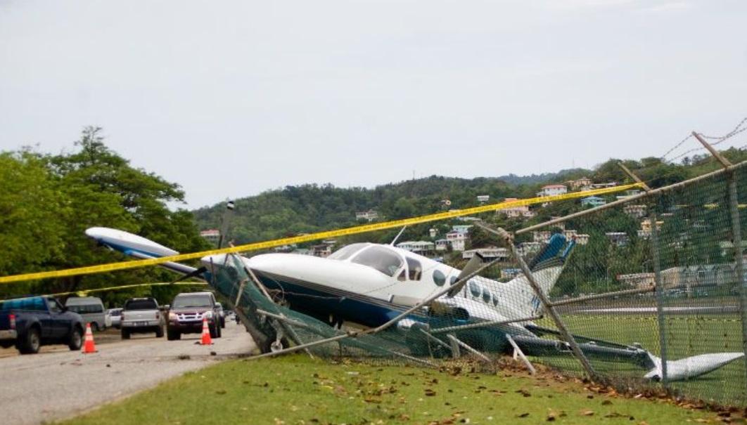 Tres muertos por un accidente de avioneta en Florida